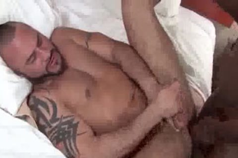 Marco Cruise Dildoed