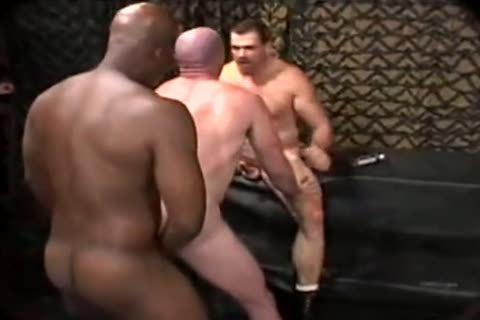 Interracial BB homosexual orgy