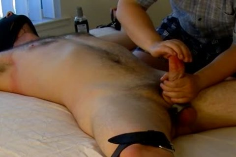 Firefox77788 makes a decision To Put his testicles On The Line. undressed, widen Eagle And tied Up Securely On The daybed, that man Knows His only Way Out Is To sperm. that man too Knows That His hangman will not Make It elementary And Will Abu5e His