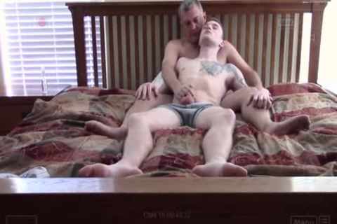 Ethan's anus acquires Rammed raw
